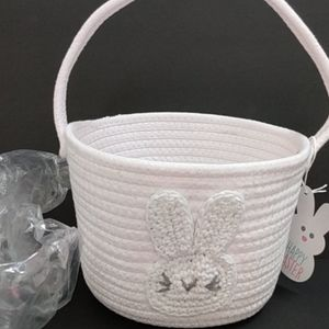 Easter Taylor Madison Rope storage Basket